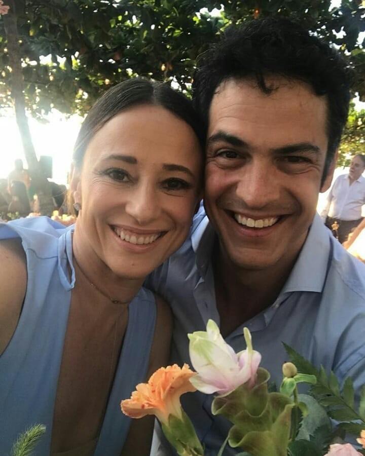 Paula Braun e Mateus Solano (Foto: Reprodução/ Instagram)