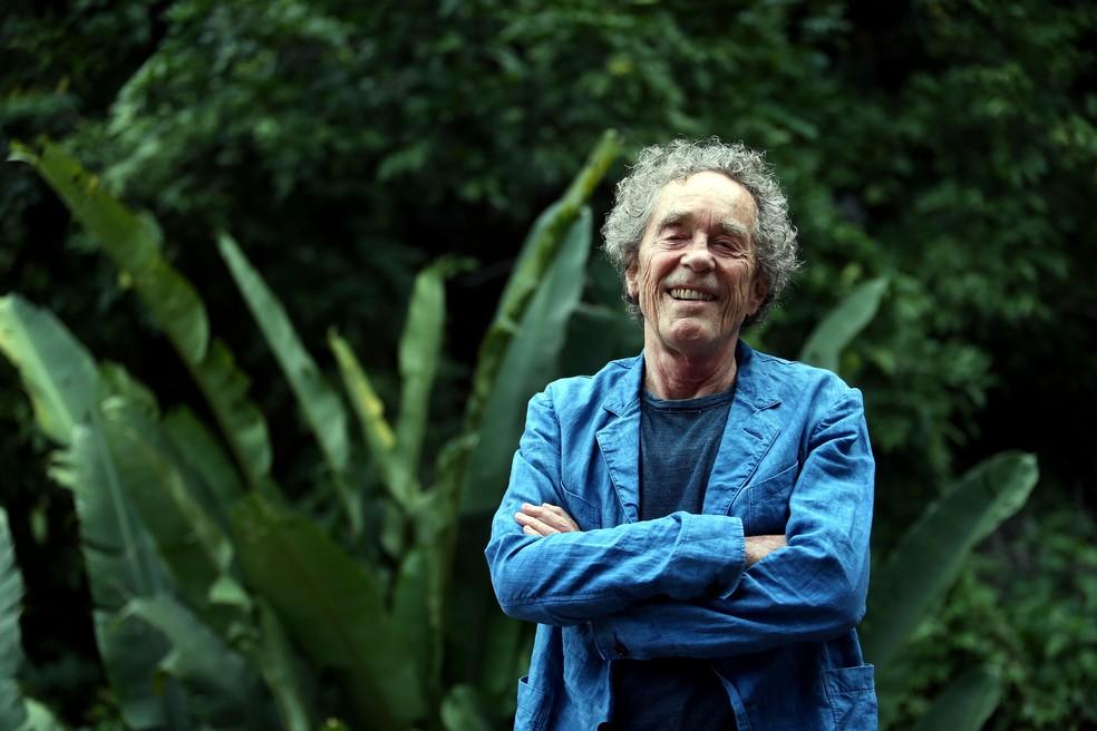 André Midani morreu na noite desta quinta-feira (13), aos 86 anos — Foto: Fábio Motta/Estadão Conteúdo