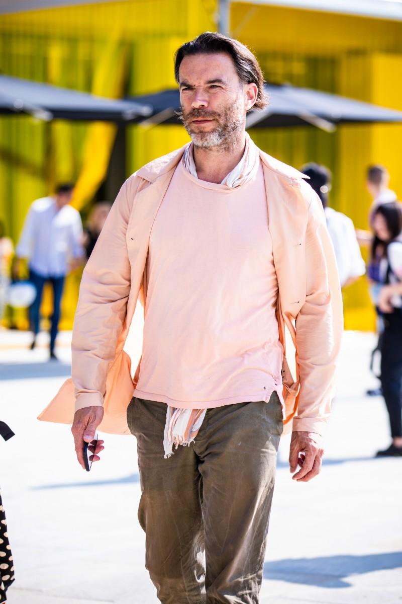 Rosa é a cor mais quente para homens? (Foto: Claudio Lavenia/Getty Images)