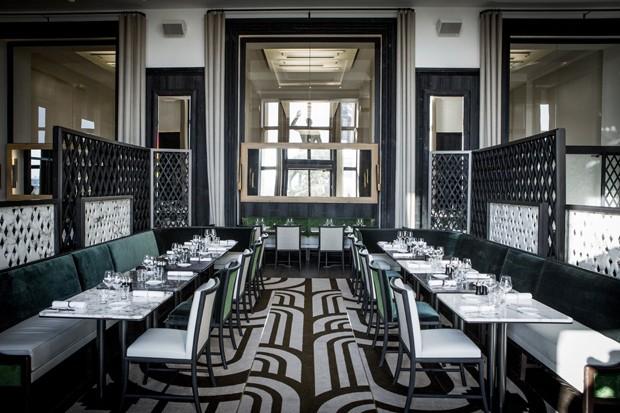 15 restaurantes soberanamente estilosos em Paris (Foto: Pierre Monetta. )