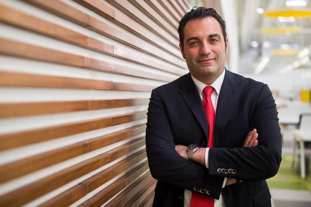 Antonio Filosa, novo presidente da FCA, Fiat Chrysler Automobiles para a América Latina (Foto: Divulgação)