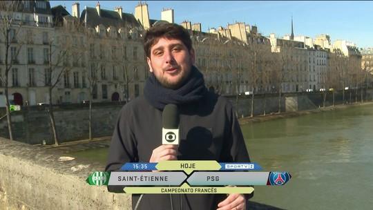 Paris vive expectativa por conquista do Campeonato Francês pelo PSG