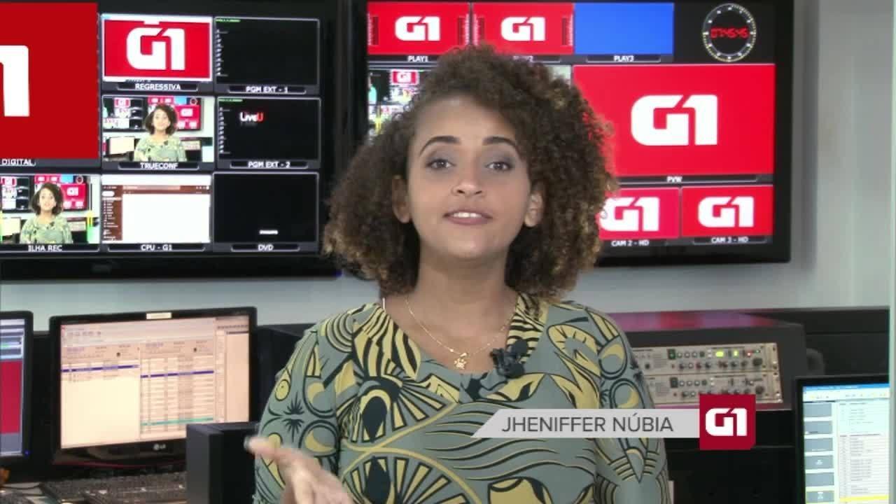 G1 em 1 Minuto RO: Mais de 60 mil inscritos fazem prova neste domingo em Rondônia