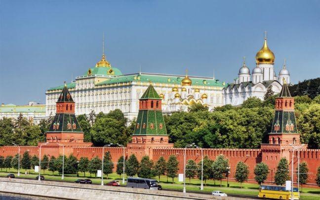 Kremlin (Foto: Divulgação)