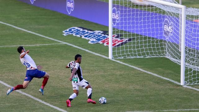 Ceará x Bahia, gol, Fernando Sobral