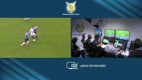 """Campello critica uso do VAR na derrota para o Grêmio: """"O clube foi punido e o árbitro? Será?"""""""