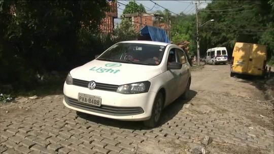 Três dias após temporal bairros estão sem luz no Rio