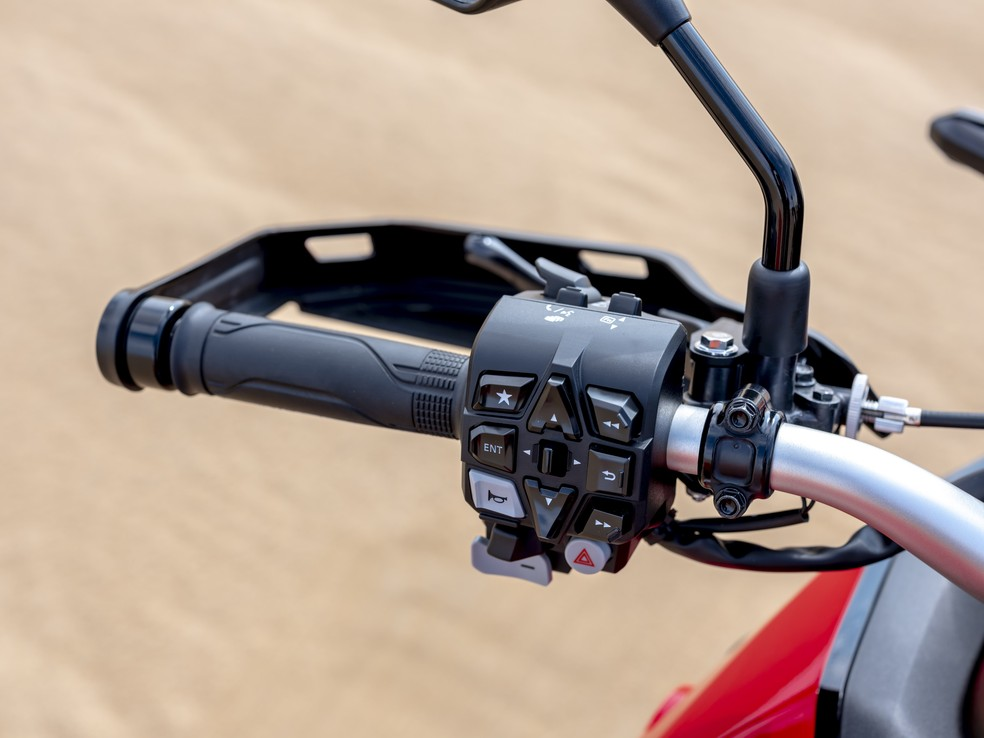 Honda CRF 1100L Africa Twin — Foto: Divulgação