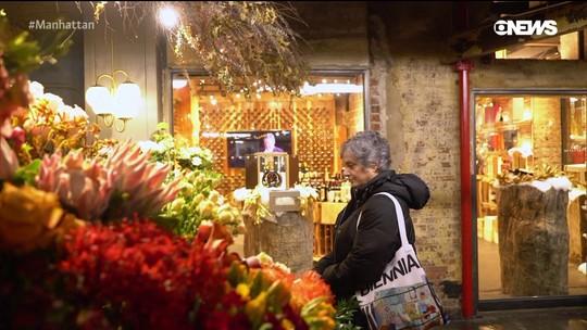Pedro Andrade visita o Chelsea Market