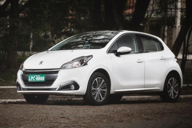 Peugeot 208 2018 (Foto: Fabio Aro)