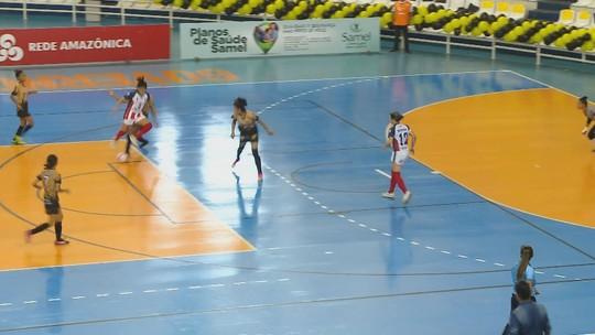 Amazonas FC atropela Real Betânia e é campeão feminino da Copa Rede Amazônica