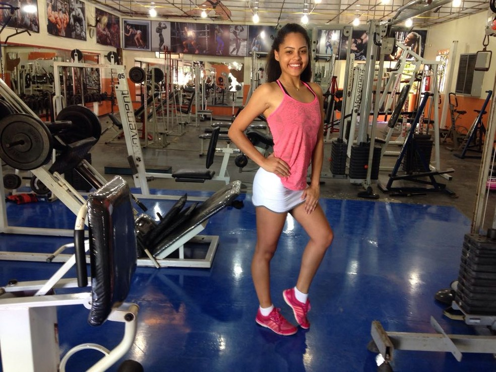 Miss Brasil Teen Natali Vitória é candidata no Musa