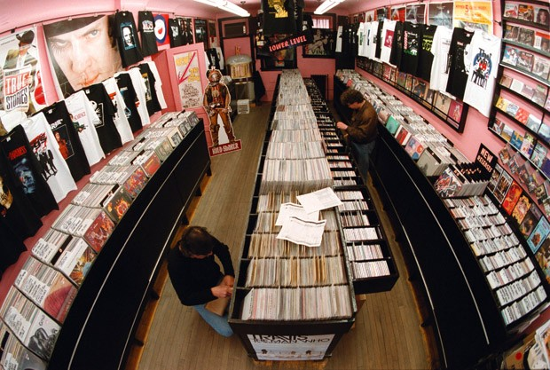 discos de vinil (Foto: Getty Images)