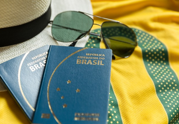 Passaporte brasileiro; viagem; turismo; férias (Foto: Thinkstock)