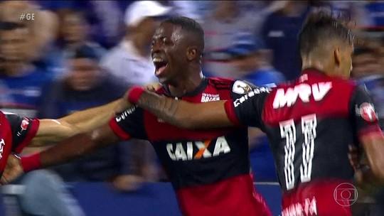 Neymar e mais 9: veja dez garotos que decidiram na Libertadores