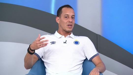 """Rodriguinho destaca trabalho vencedor de Mano e exalta chance no Cruzeiro: """"Casamento perfeito"""""""