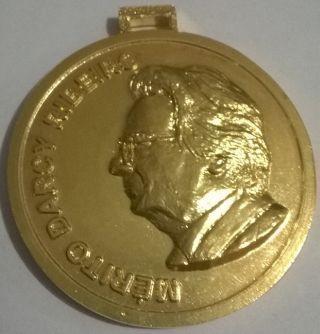 Medalhas Darcy Ribeiro  (Foto: Divulgação)