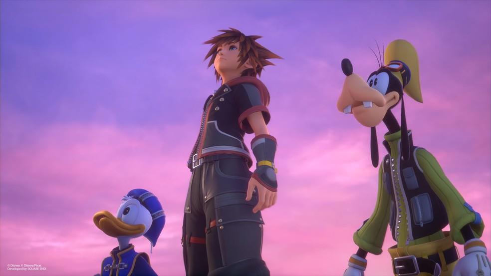 Kingdom Hearts 3 está mais barato no Xbox One — Foto: Divulgação/Square Enix