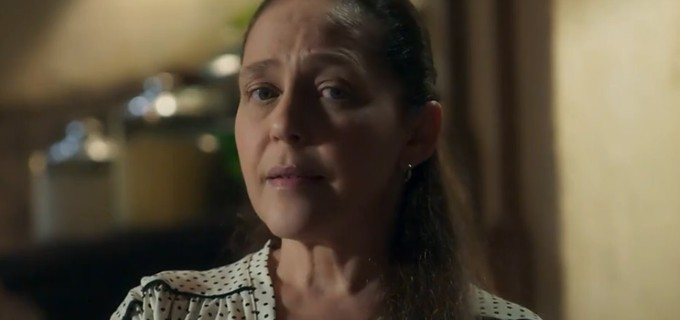 Isabela Garcia é Judith (Foto: TV Globo)