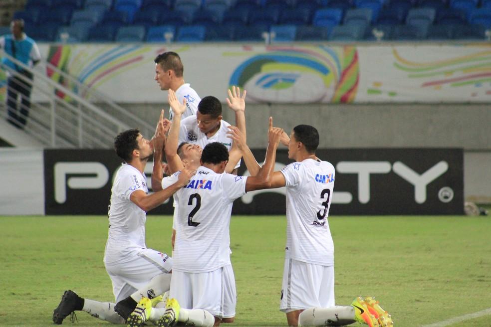 ABC jogou oito vezes na Arena das Dunas neste ano (Foto: Fabiano de Oliveira/GloboEsporte.com)