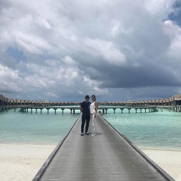 Wesley Safadão e Thyane Dantas  (Foto: Instagram/ Reprodução)
