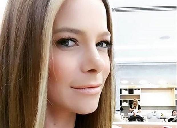Jackeline Petkovic é comparada a Avril Lavigne  (Foto: Reprodução/Instagram)
