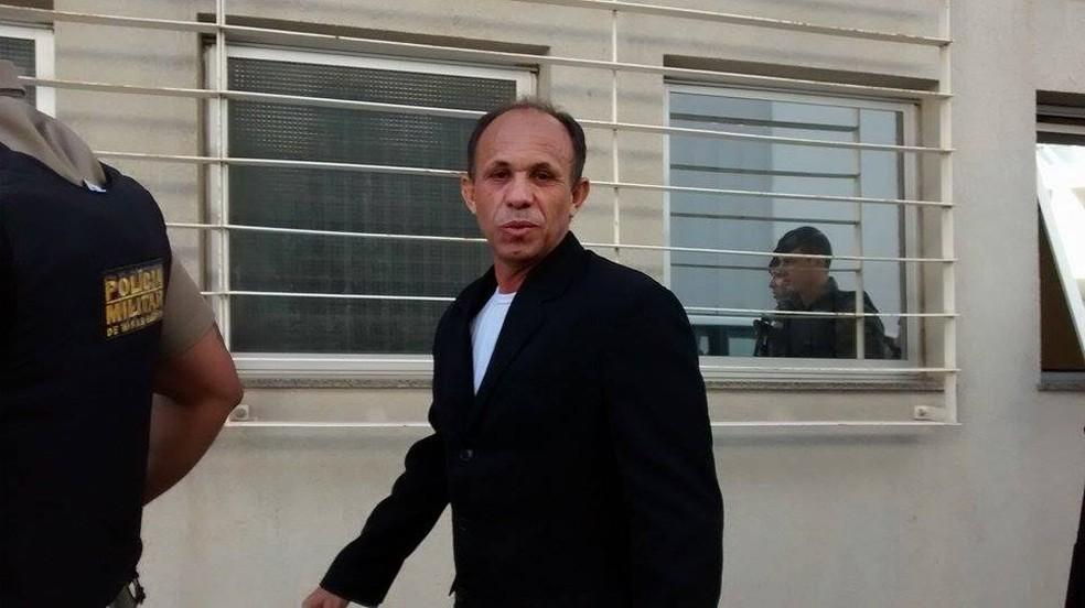 Cabo Melo foi condenado em 2014 — Foto: Jucilene Magalhães/ G1