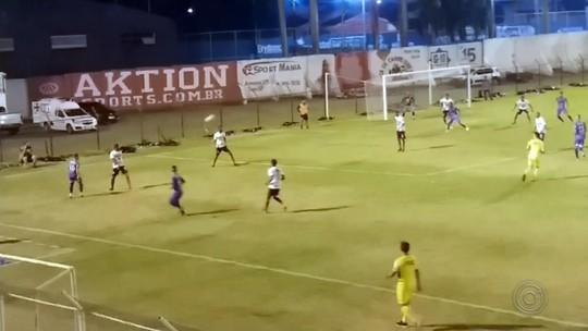 FPF multa time da 4ª divisão estadual por comemoração 'veemente' da torcida