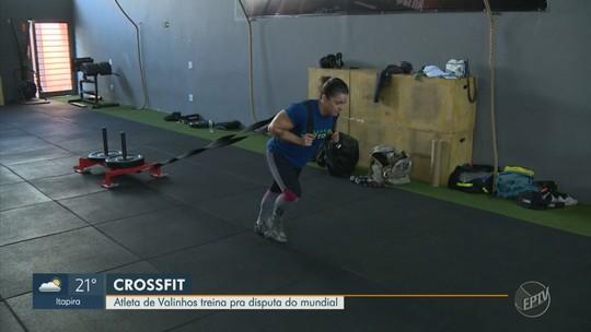 Fisioterapeuta de Valinhos supera sedentarismo e se classifica para disputar o Mundial de Crossfit