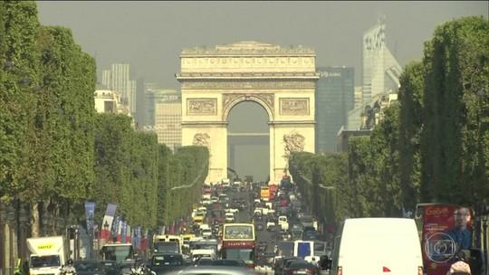 Calor acima do normal deixa países europeus em alerta
