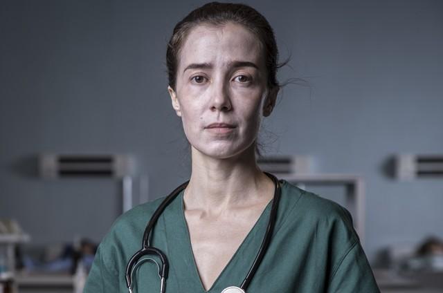Marjorie Estiano em 'Son pressão' (Foto: Globo/ João Cotta)
