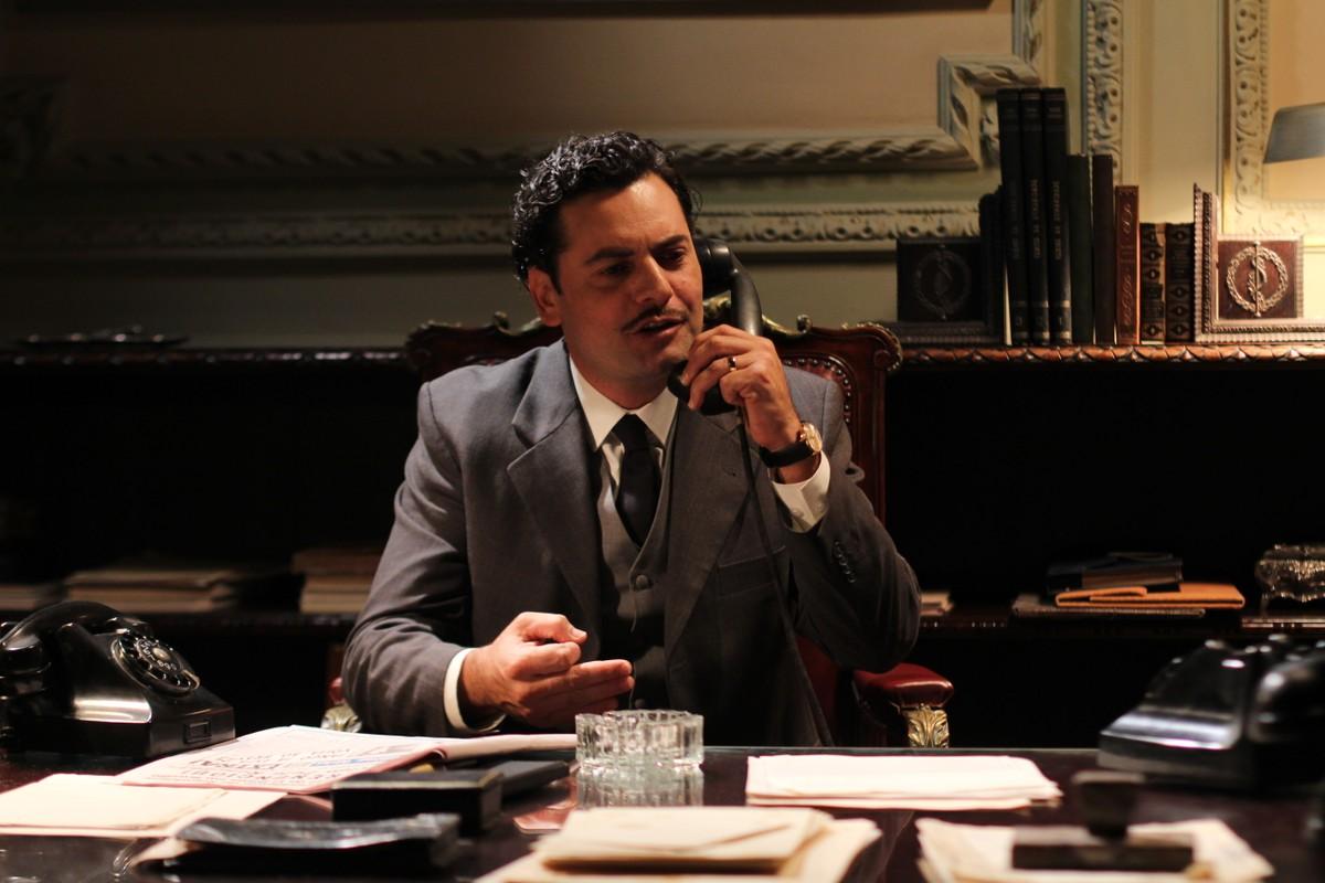 Ator Leonardo Machado se dedicou para deixar o filme 'Legalidade' pronto antes de morrer, diz diretor