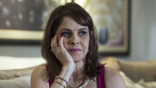 Drica Moraes interpreta mulher carente e emocionalmente frágil: 'Alguém pedindo socorro'