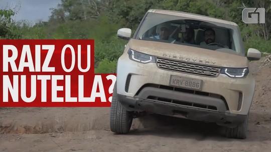 Land Rover Discovery HSE 2018: primeiras impressões
