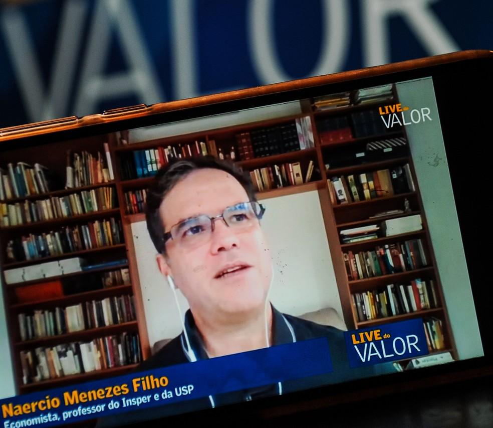 Naercio Menezes Filho: Problema da pobreza e do desenvolvimento infantil não é resolvido transferindo R$ 150 por família — Foto: Claudio Belli/Valor