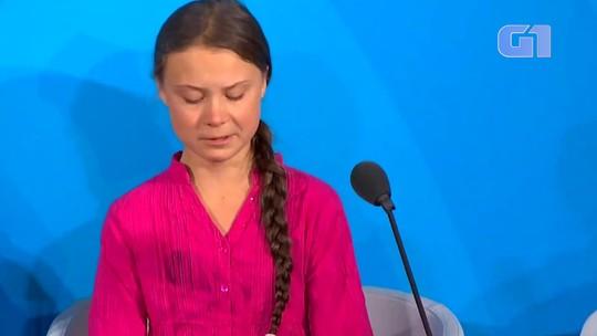 'Temos direito a um futuro': quem é a menina brasileira que protestou com Greta Thunberg na ONU