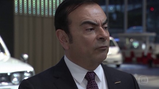 Tribunal de Tóquio determina fiança de R$ 33,8 milhões para soltar Carlos Ghosn