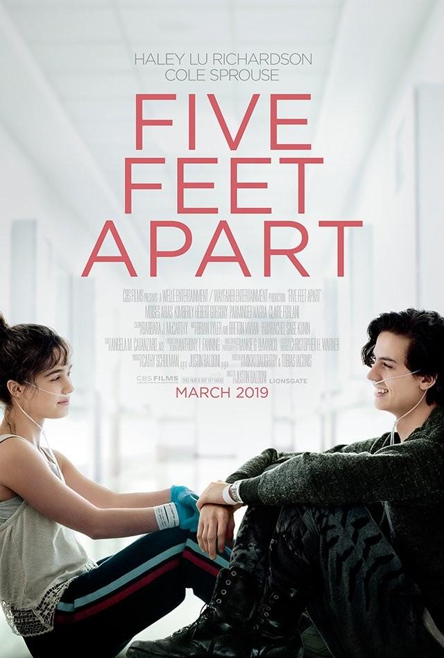 Five Feet Apart (Foto: Divulgação)