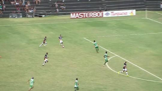 Gols de Central 2 x 0 Belo Jardim