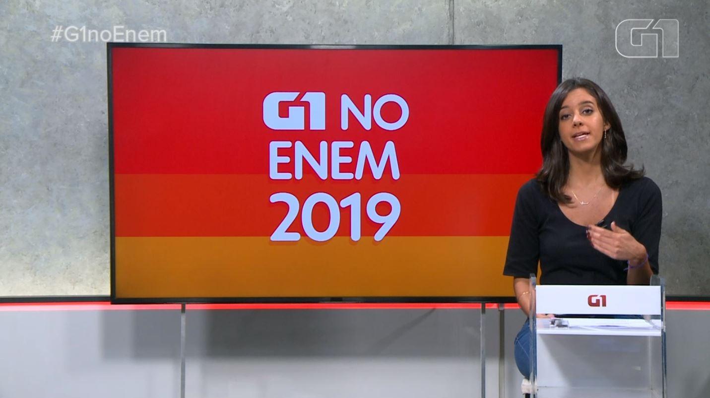 Enem 2019: veja a correção das 10 questões mais difíceis - Notícias - Plantão Diário