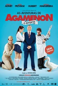 filme As Aventuras de Agamenon
