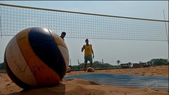 Campo Grande recebe etapa do Estadual de vôlei de praia