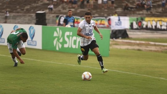 Foto: (Jordy Ribeiro / Botafogo-PB)