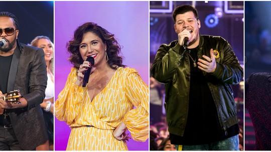 Artistas fazem homenagens ao 'Dia Nacional do Samba'