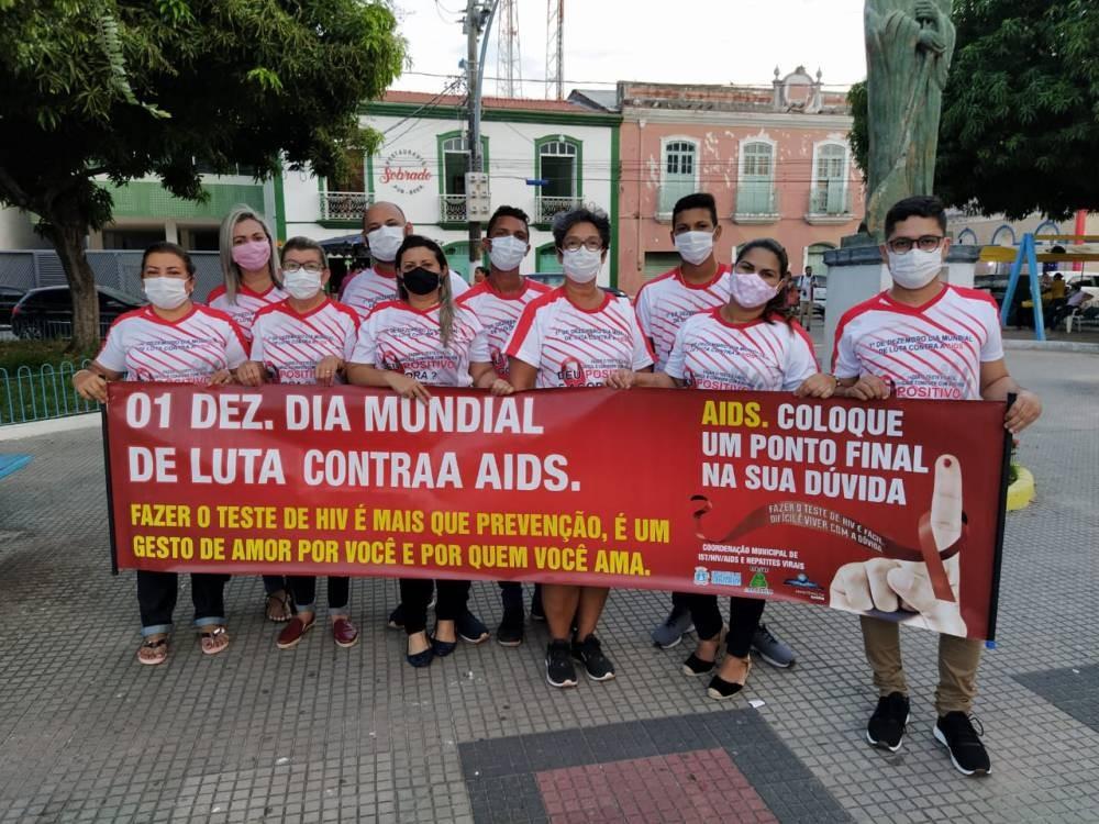 Dezembro Vermelho terá distribuição de 20 mil preservativos e realização de 4 mil testes em Santarém