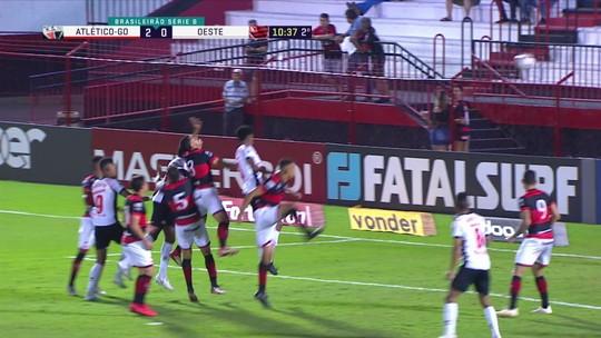 """Vitória do Atlético-GO arranca elogios do presidente: """"Deu a resposta"""""""