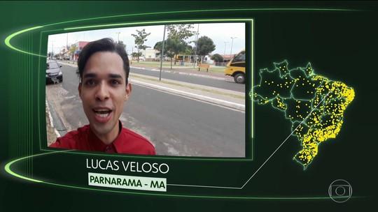 Parnarama, Aragoiania, Mâncio Lima, Iguatu, S. M. do Iguaçu, L. dos Gatos, S. M. Guaporé