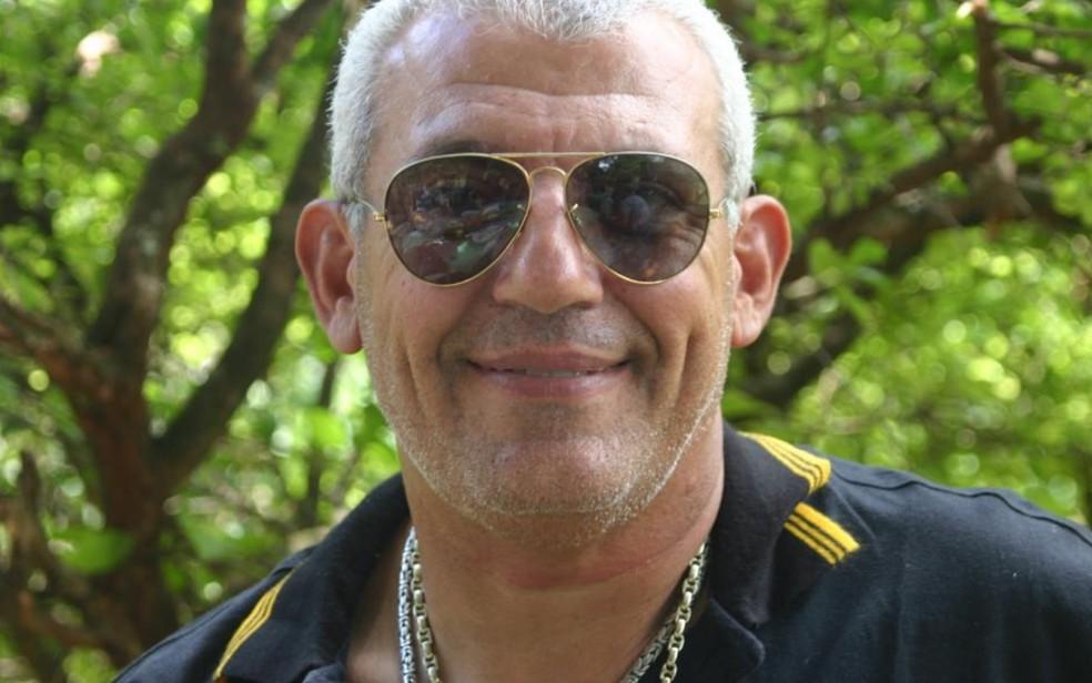 Morre Nehru El-Aouar, piloto de avião que caiu sobre casa em Goiânia  (Foto: Facebook/Reprodução)