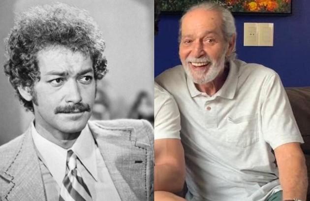 """Gracindo Junior interpretou Jairo, um vigarista. Seu último trabalho foi na série """"Magnífica 70"""", da HBO, em 2018 (Foto: Reprodução)"""