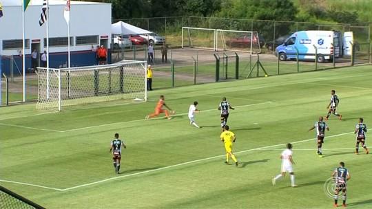 Desportivo Brasil se impõe na partida, bate o Comercial e vai à semi da Série A3